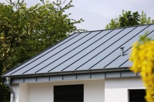 What Is Standing-Seam Metal Roofing
