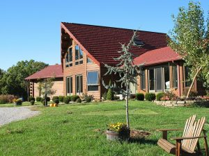 Country Manor Terra Red 2, Lone Rock