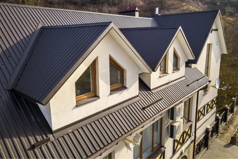 Different Types of Metal Roofing Materials